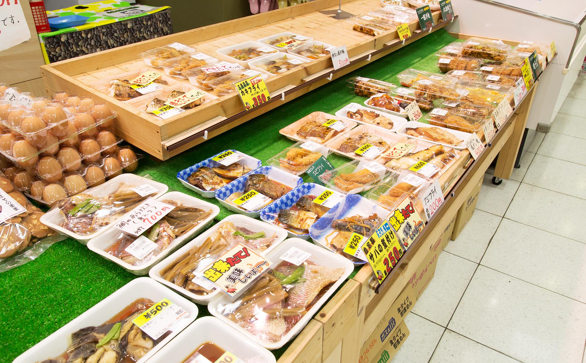 もりICHIBA食堂2